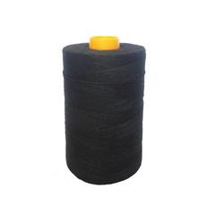 Нить прошивная лавсановая ЛШ170 черная 1000 м