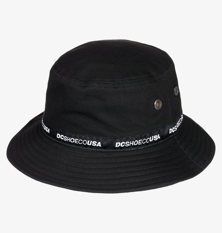 Панама DC Shoes SCRATCHER BUCKE M HATS KVJ0 BLACK