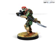 Khawarij Lieutenant (вооружен Spitfire)