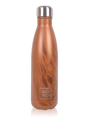 Бутылка-термос металлическая Дерево 0,5 л