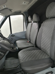Чехлы на Ford Transit 2006–2015 г.в.