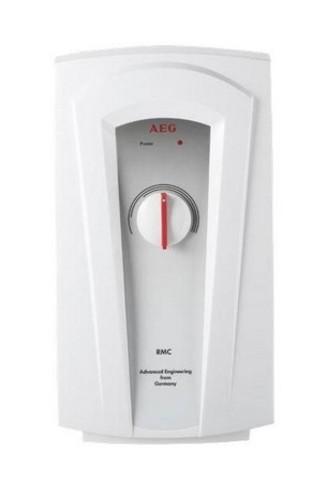 Проточный водонагреватель AEG RMC 85
