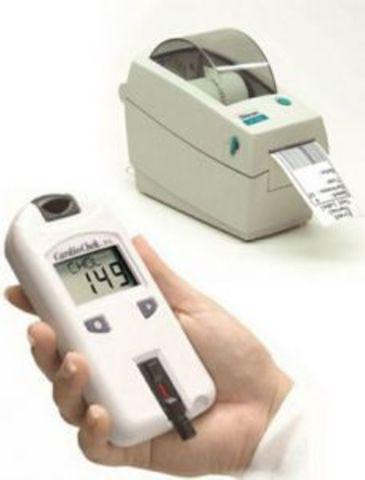 Портативный биохимический анализатор крови  CardioChek™ PA с термо-принтером
