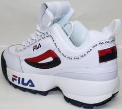 Кроссовки фила дизраптор Fila Disruptor 2 FW01655-114