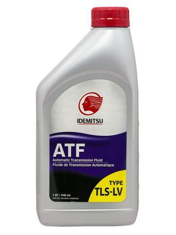 IDEMITSU ATF TYPE  TLS-LV  Трансмис. жидкость (полное соответствие TOYOTA ATF WS) (США)