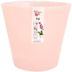 Горшок для орхидеи InGreen Фиджи перламутрово-розовый 1.6 л