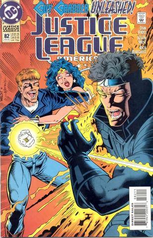 Justice League America #82