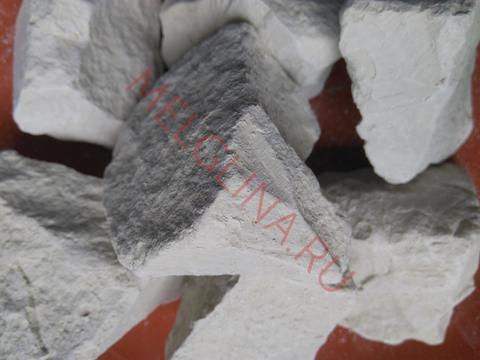 Мел природный кусковой Крем-брюле