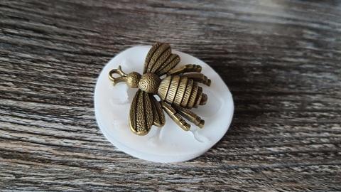 Силиконовый молд  Пчела № 2
