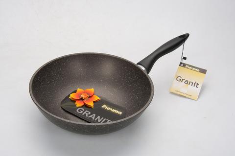 Сковорода ВОК 28см «Гранит» 78701