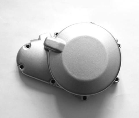 Крышка генератора для Kawasaki ZZR 400/600 93-07 silver