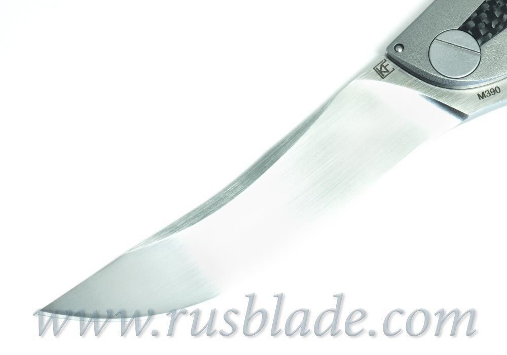CKF Sablya Knife - фотография