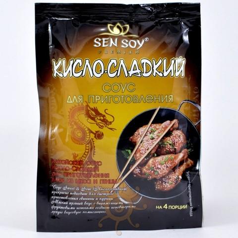 Соус кисло-сладкий для приготовления Sen Soy, 120г
