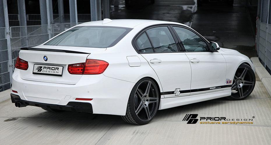 Обвес Prior Design для BMW 3er F30/F31