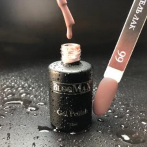 Гель лак с ароматом клубники №99, 12 мл