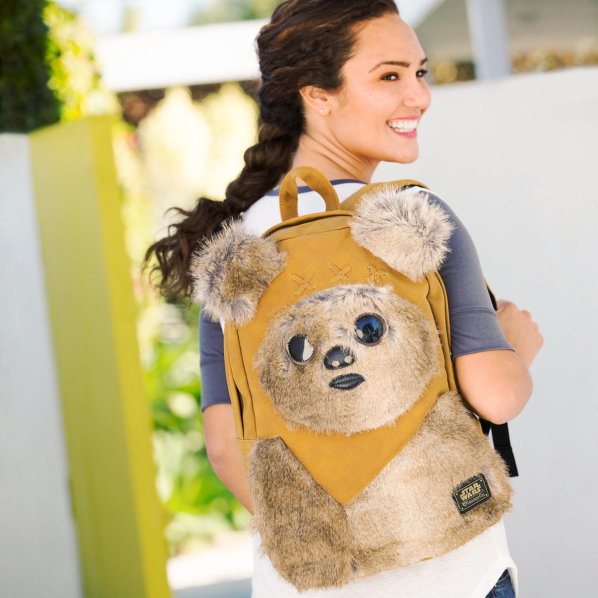 Детский рюкзак Эвок Star Wars Дисней от Loungefly