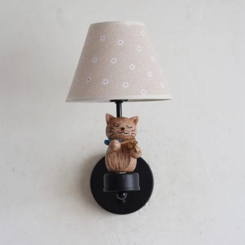 Настенный светильник Cat by Bamboo (C)