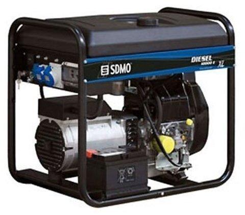 Кожух для дизельной электростанции SDMO Diesel 10000 E XL C