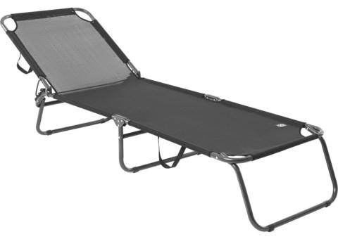 Раскладушка туристическая - походная кровать TREK PLANET Camper XL