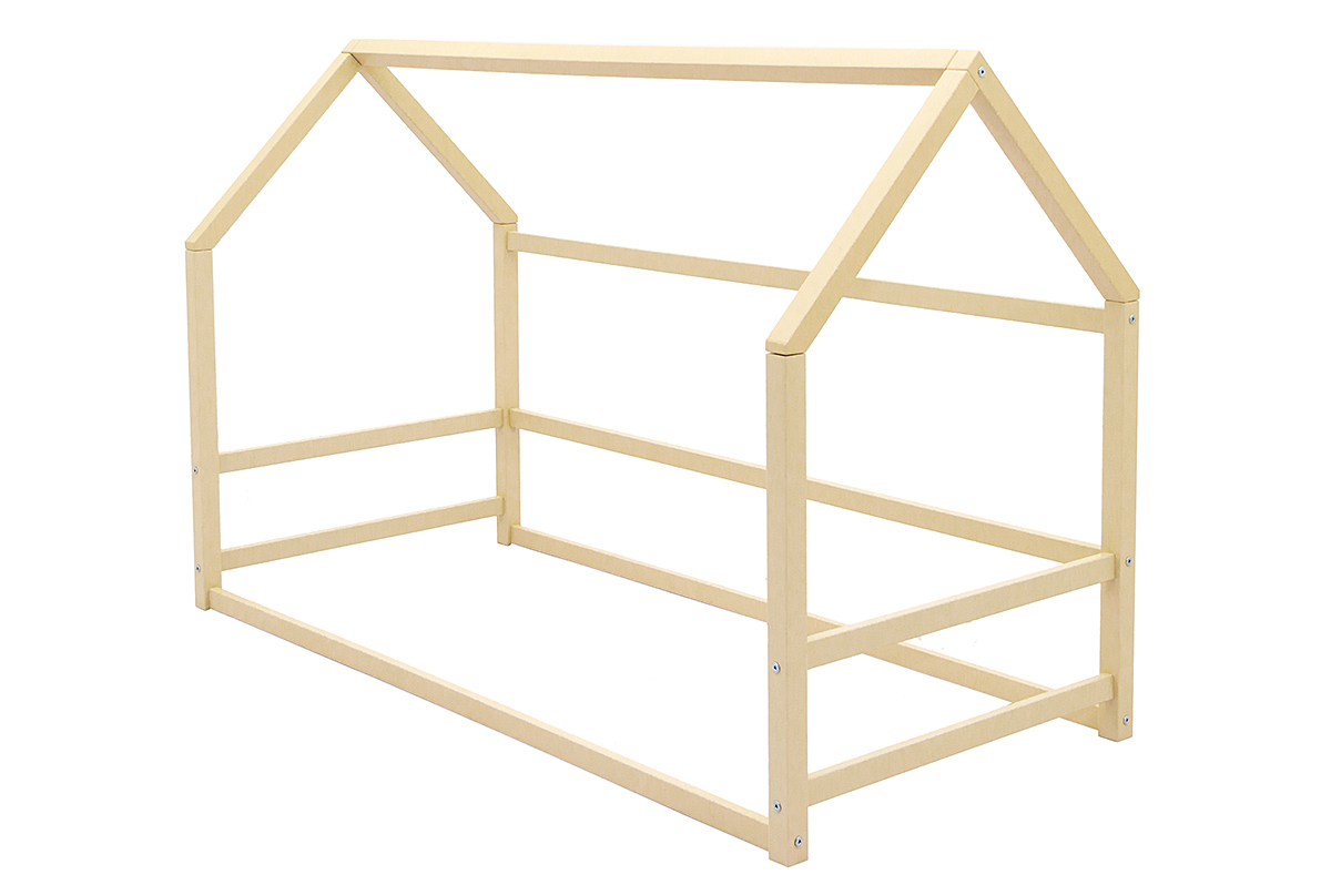 Кровать-домик Монтессори «Svogen» бежевый