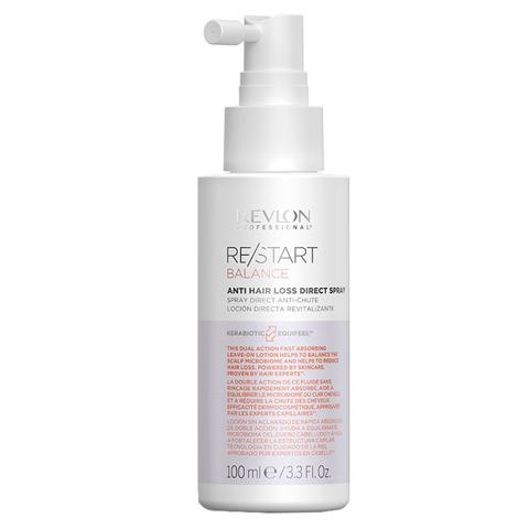 REVLON Restart Balance: Спрей против выпадения волос (Anti Hair Loss Direct Spray), 100мл
