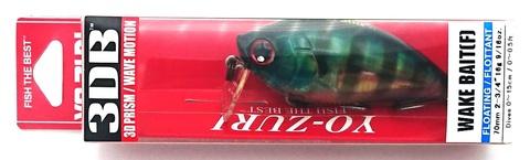 Воблер Yo-Zuri 3DB Wake Bait 70F / R1146-PBG