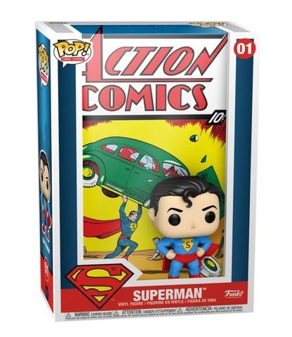 Фигурка Funko POP! Comic Cover DC Superman Action Comic