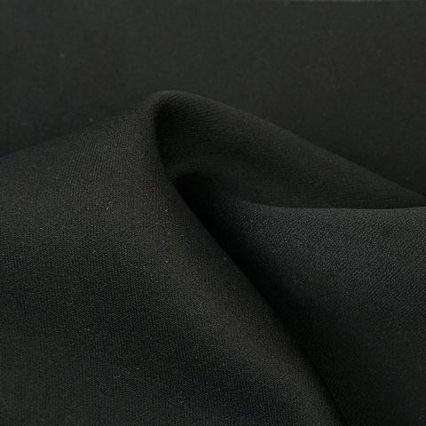 Портьерная ткань блэкаут черный. Арт. BL-9 - 2,1 метр.