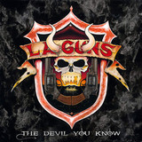 L.A. Guns / The Devil You Know (RU)(CD)