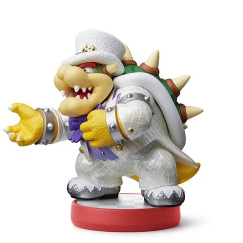 Фигурка Amiibo: Super Mario. Bowser Wedding || Боузер Свадьба