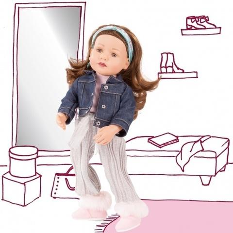 Кукла Грета, Готц,, 36 см