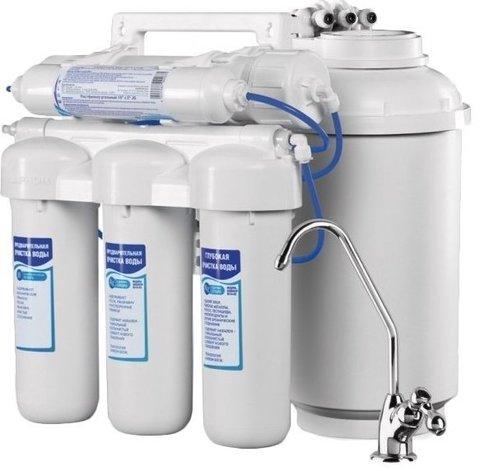 Водоочиститель Аквафор-ОСМО исполнение Аквафор-ОСМО-100-5-Б (ВВ бак), арт.и2521
