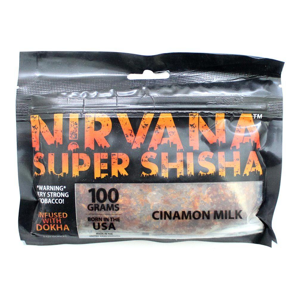 Табак для кальяна Nirvana Cinnamon Milk 100 гр