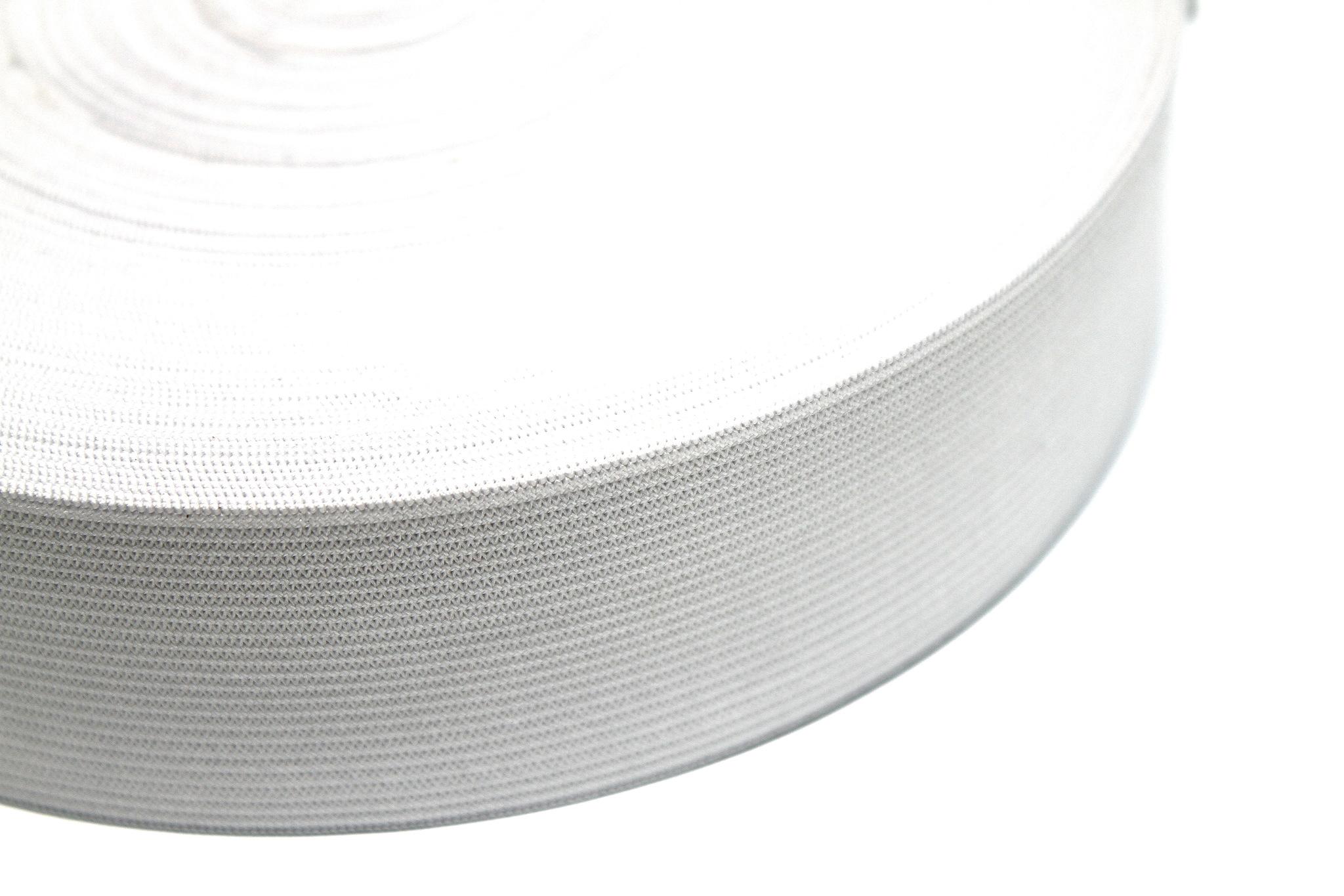Резинка белая,3 см