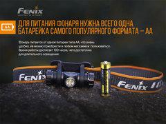 Фонарь налобный Fenix HM23 240lm