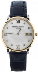 Часы женские Frederique Constant FC-220MPWD3S3 Slimline Ladies