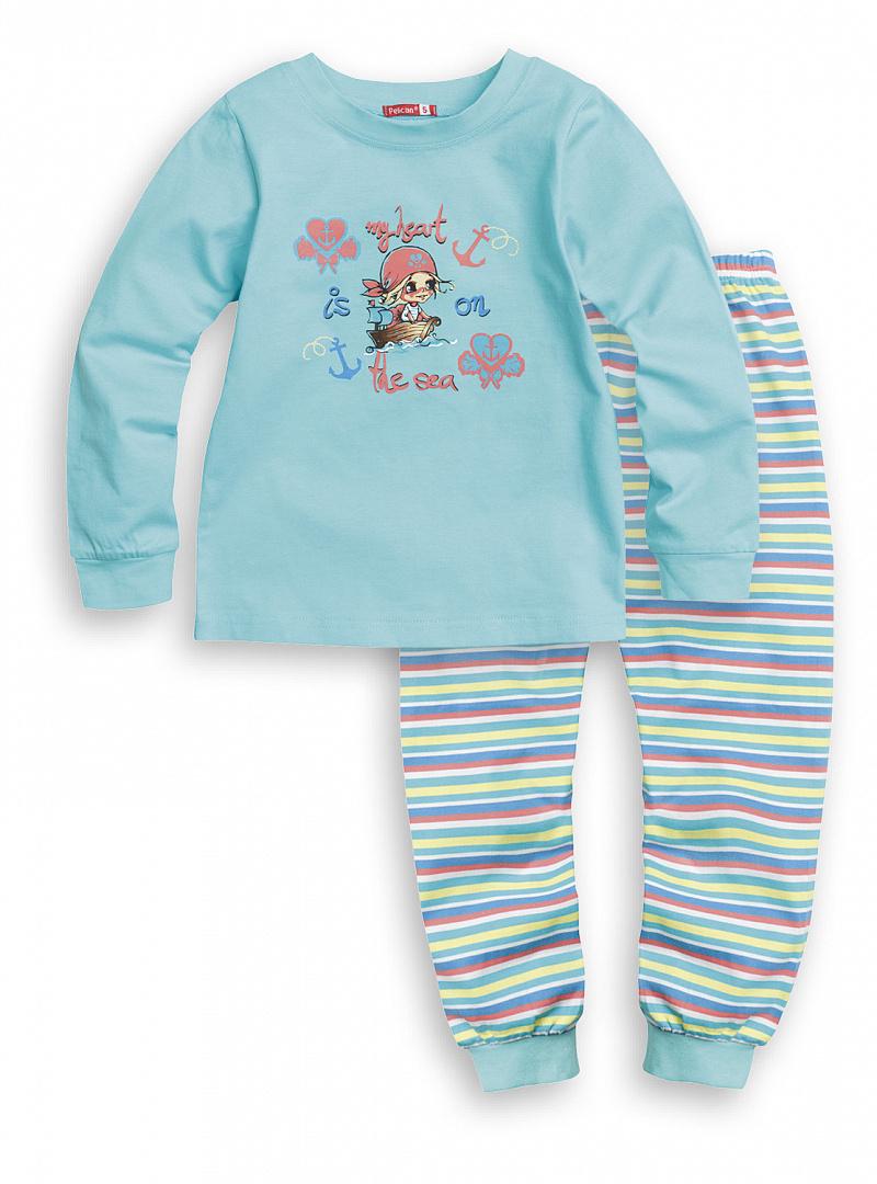 WFAJP3017 пижама для девочек