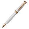 Pierre Cardin Luxor - White GT, шариковая ручка, М