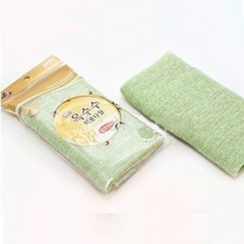 SUNG BO CLEAMY CLEAN&BEAUTY Мочалка для душа (25х100) Eco Corn Shower Towel