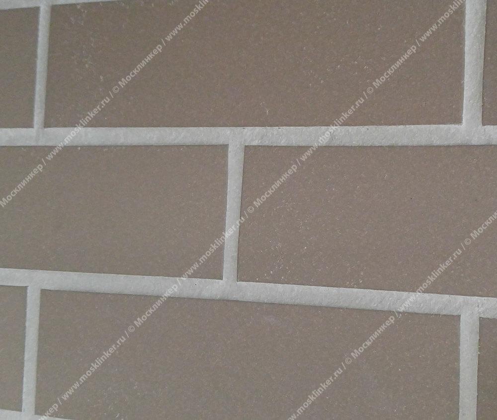 Stroeher - 230 grau, Keravette, unglasiert, неглазурованная, гладкая, 240x71x11 - Клинкерная плитка для фасада и внутренней отделки
