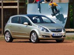 Чехлы на Opel Corsa D 2006–2014 г.в.