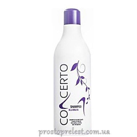 Punti di Vista Concerto Mallow Based Shampoo - Шампунь для нормального волосся з екстрактом мальви