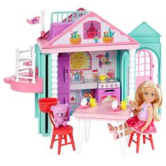 Mattel Barbie Домик Челси