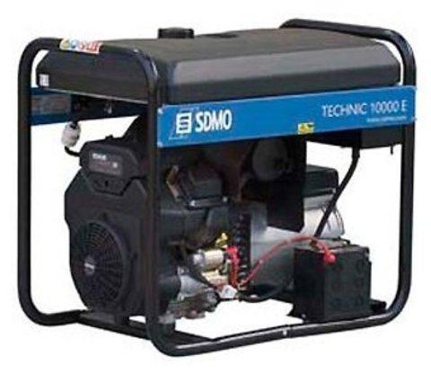 Кожух для бензиновой электростанции SDMO Technic 10000E AVR C