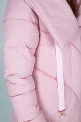 Куртка с холлофайбером с воротником магазин