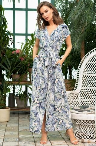 Рубашка халат на пуговицах  MIA-Amore MADEIRA МАДЕЙРА 6978