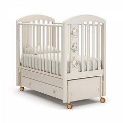 Детская кровать Макс ваниль