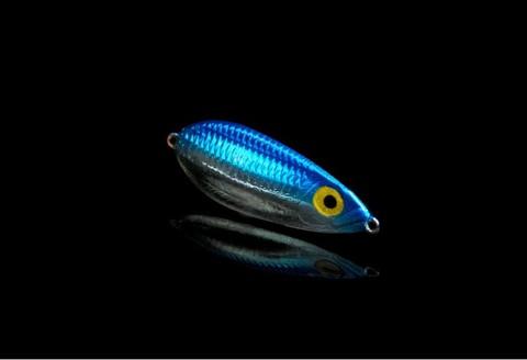 Блесна ручной работы Lucky от компании Fire Fish цвет 001