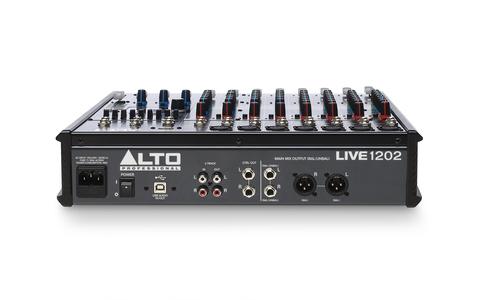 Аналоговые Alto Live 1202