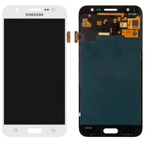 LCD SAMSUNG J5 J500 + Touch White OLED MOQ:5